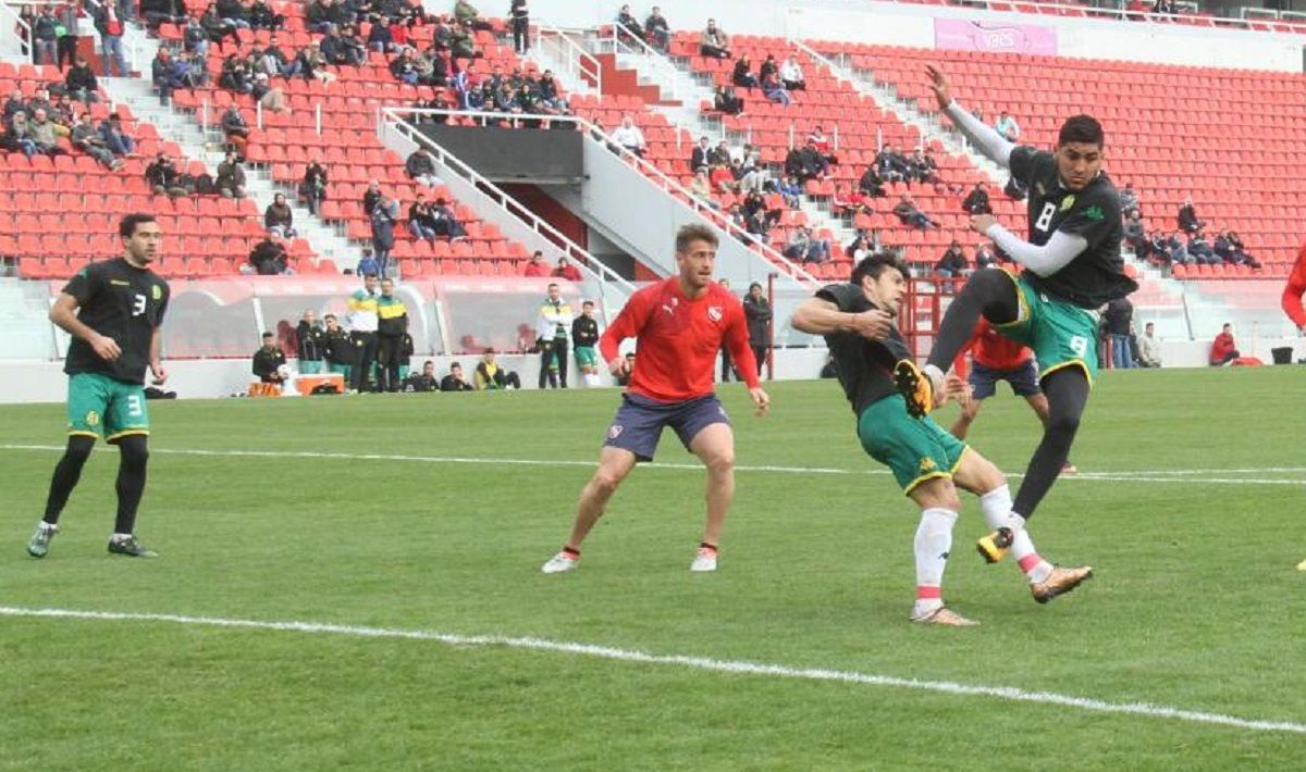 Historial Independiente – Aldosivi