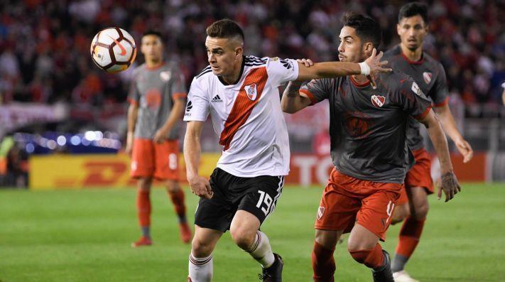 Independiente – River Plate: hora, árbitro, formación y TV en Vivo