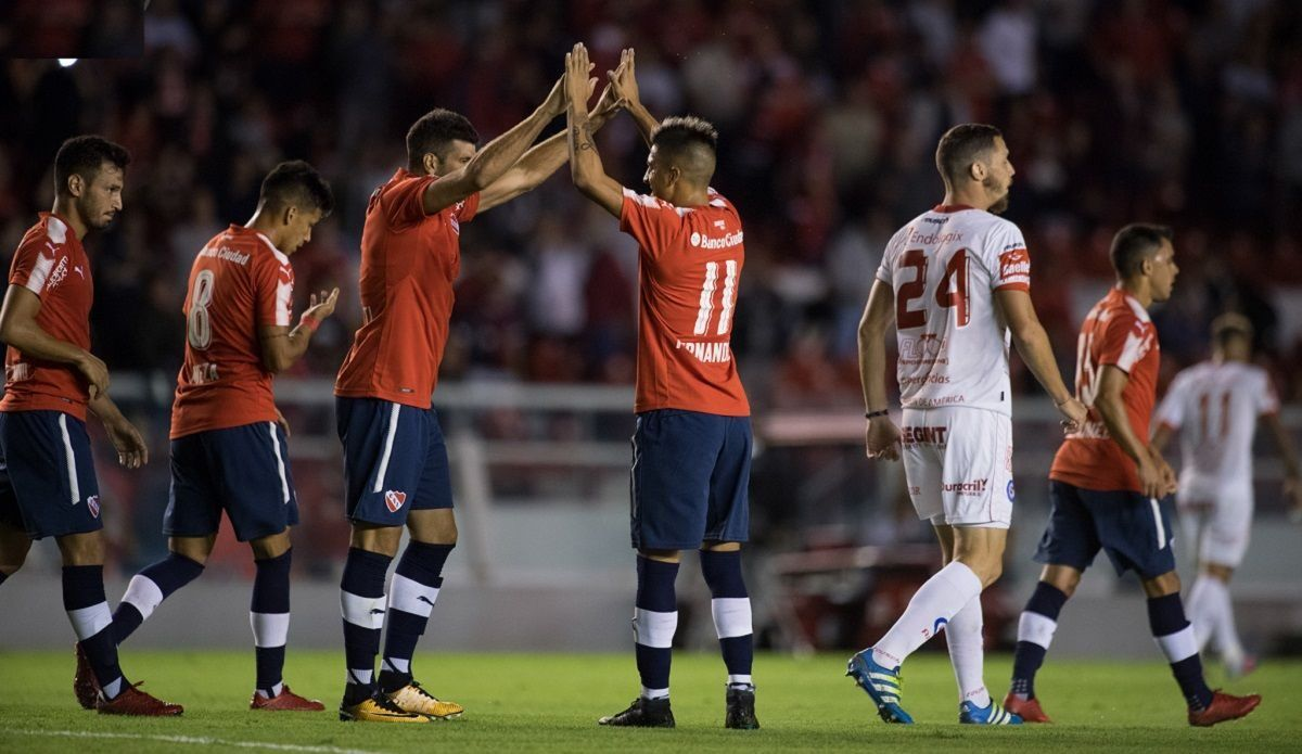 copa de la superliga argentinos independiente