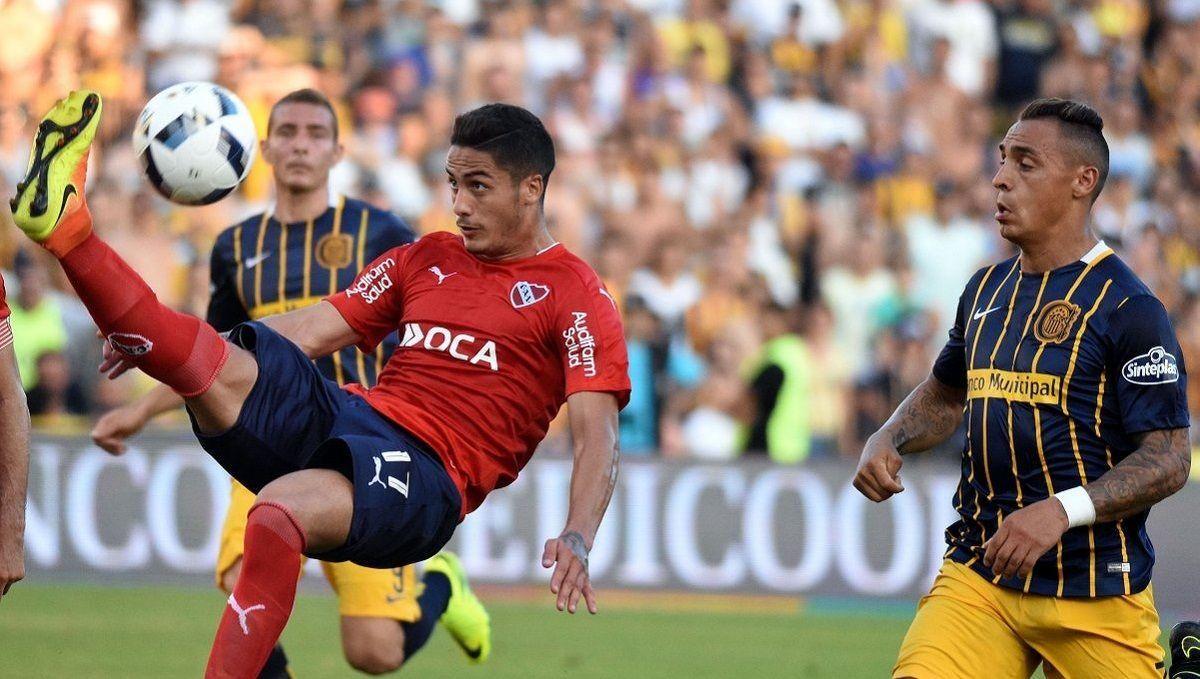 Rosario Central – Independiente en el Gigante de Arroyito: hora, formaciones y TV