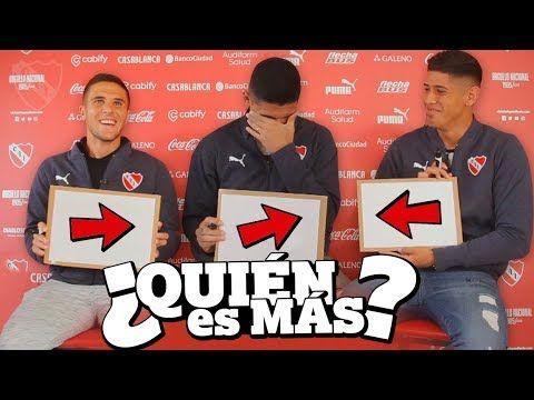 ¿QUIÉN ES MÁS? con Bustos, Hernández y Franco