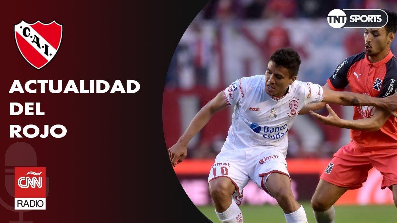 Andrés ROA se acerca a INDEPENDIENTE
