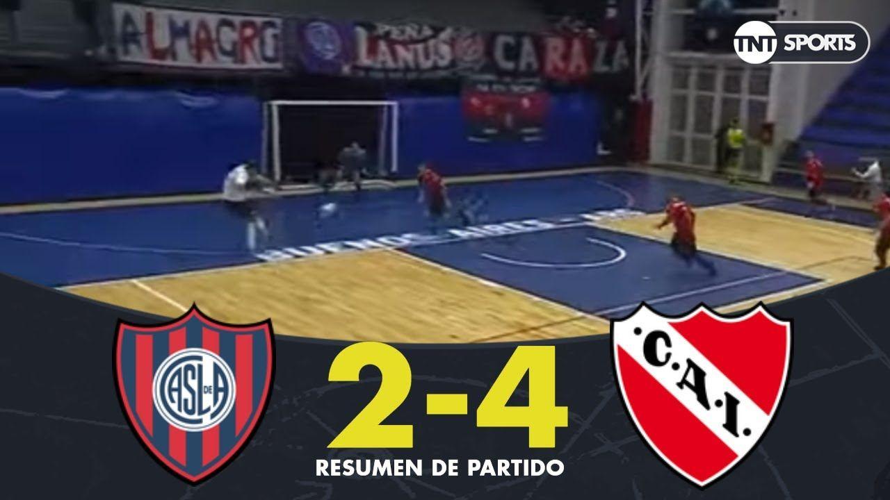 Resumen de San Lorenzo vs Independiente (2-4) | Fecha 17 - Futsal AFA