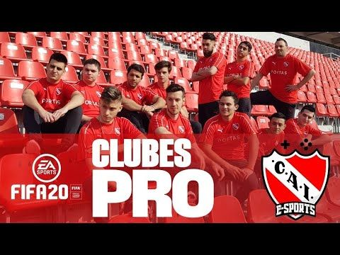 FIFA 20 | INDEPENDIENTE Esports Clubes PRO