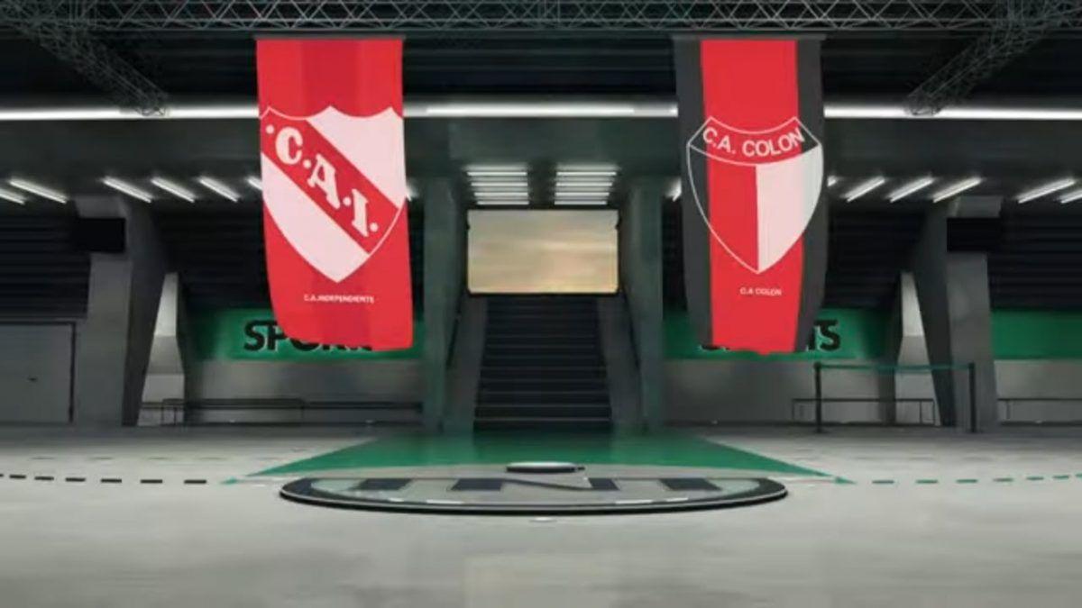 Independiente vs Colón SF por TNT Sports