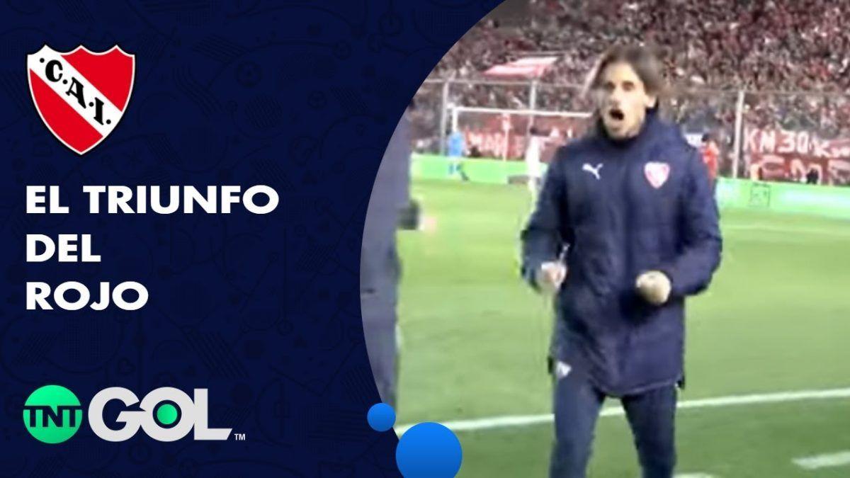 La otra cara de Independiente - Colón