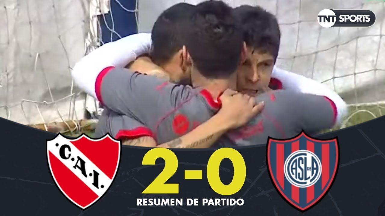 Resumen de Independiente vs San Lorenzo (2-0) | Copa de Campeones - Torneo de Leyendas
