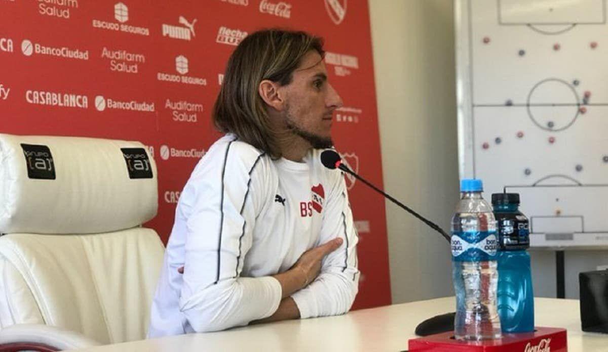 Sebastián Beccacece: «Vivimos todo de manera muy intensa, tanto las victorias como las derrotas»