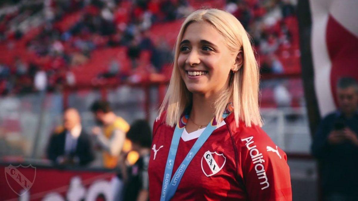 Pignatiello en el Libertadores de América