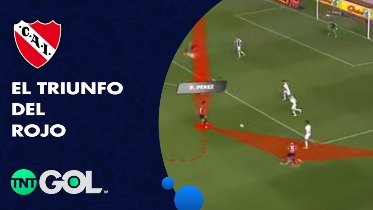 Análisis al triunfo de Independiente