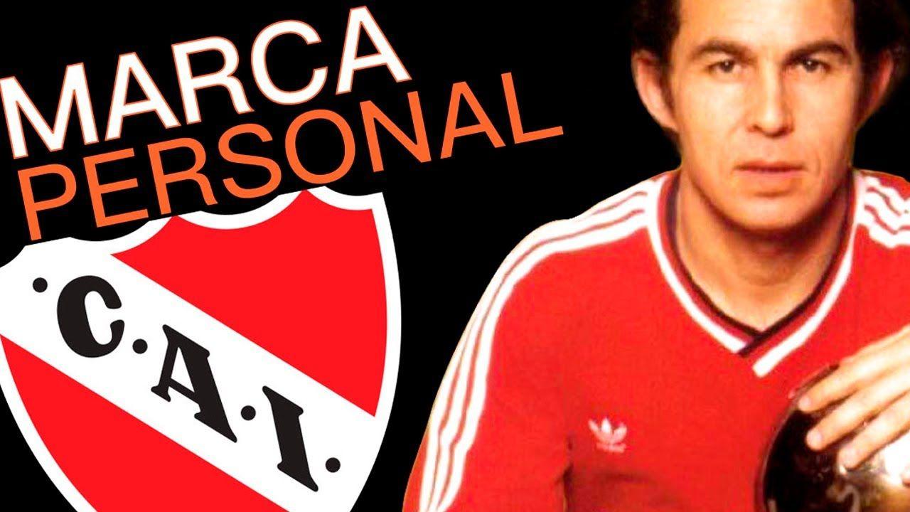 Marca Personal | Mano a mano con Ricardo Bochini - Independiente