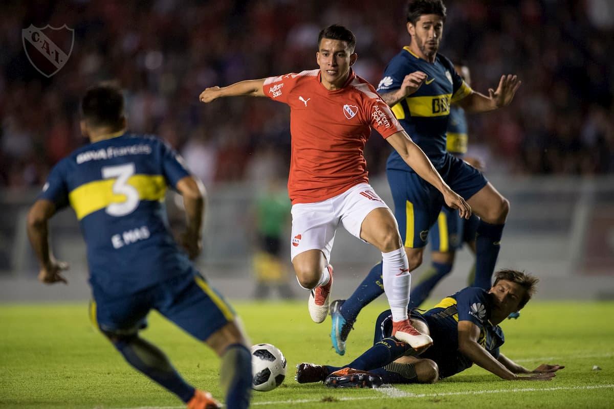 Historial de enfrentamientos entre Independiente y Boca Juniors