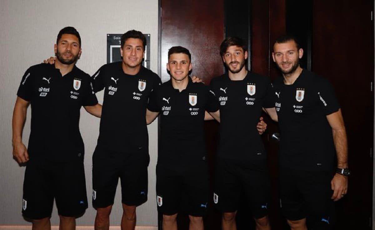 Amistosos FIFA: Silva y Campaña ya se entrenan con su Selección