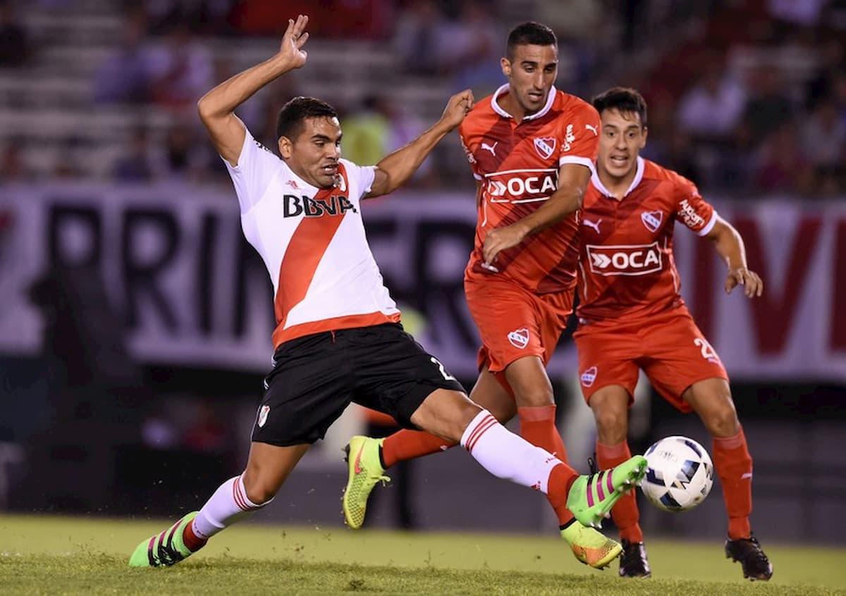 Historial de enfrentamientos entre Independiente y River