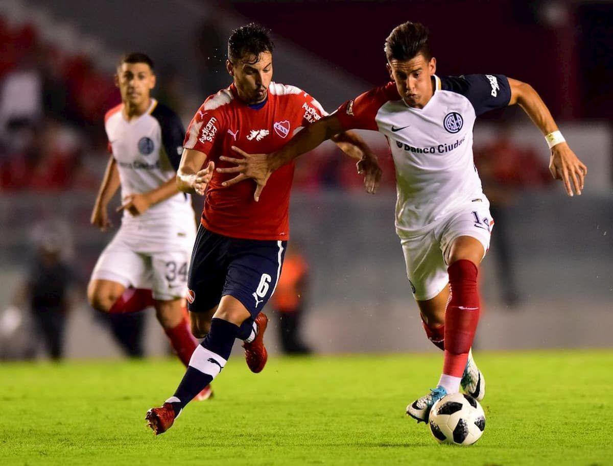 Independiente – San Lorenzo: formaciones, hora, árbitro y TV en Vivo