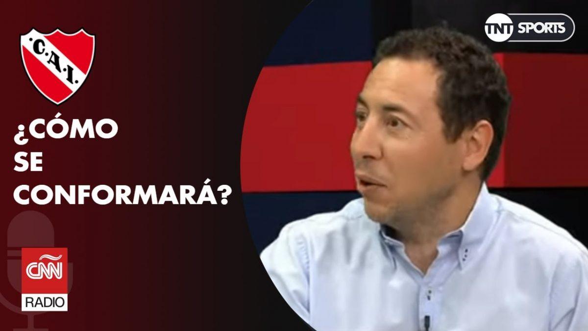 ¿Forlán o Burruchaga podrían sumarse a la Secretaría Técnica de Independiente?