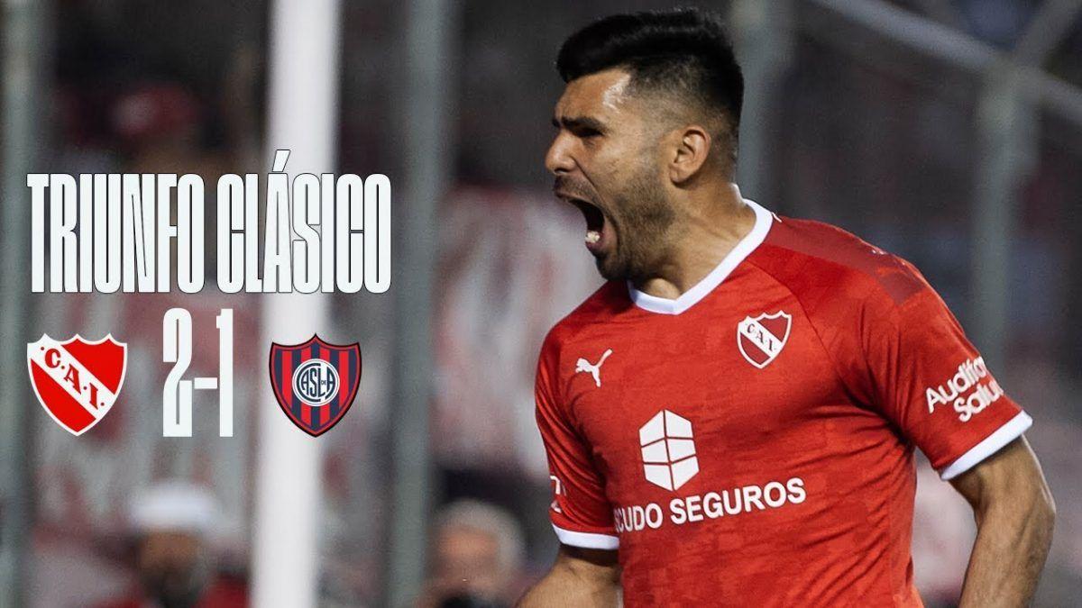 EL CLÁSICO DESDE ADENTRO | Independiente 2-1 San Lorenzo