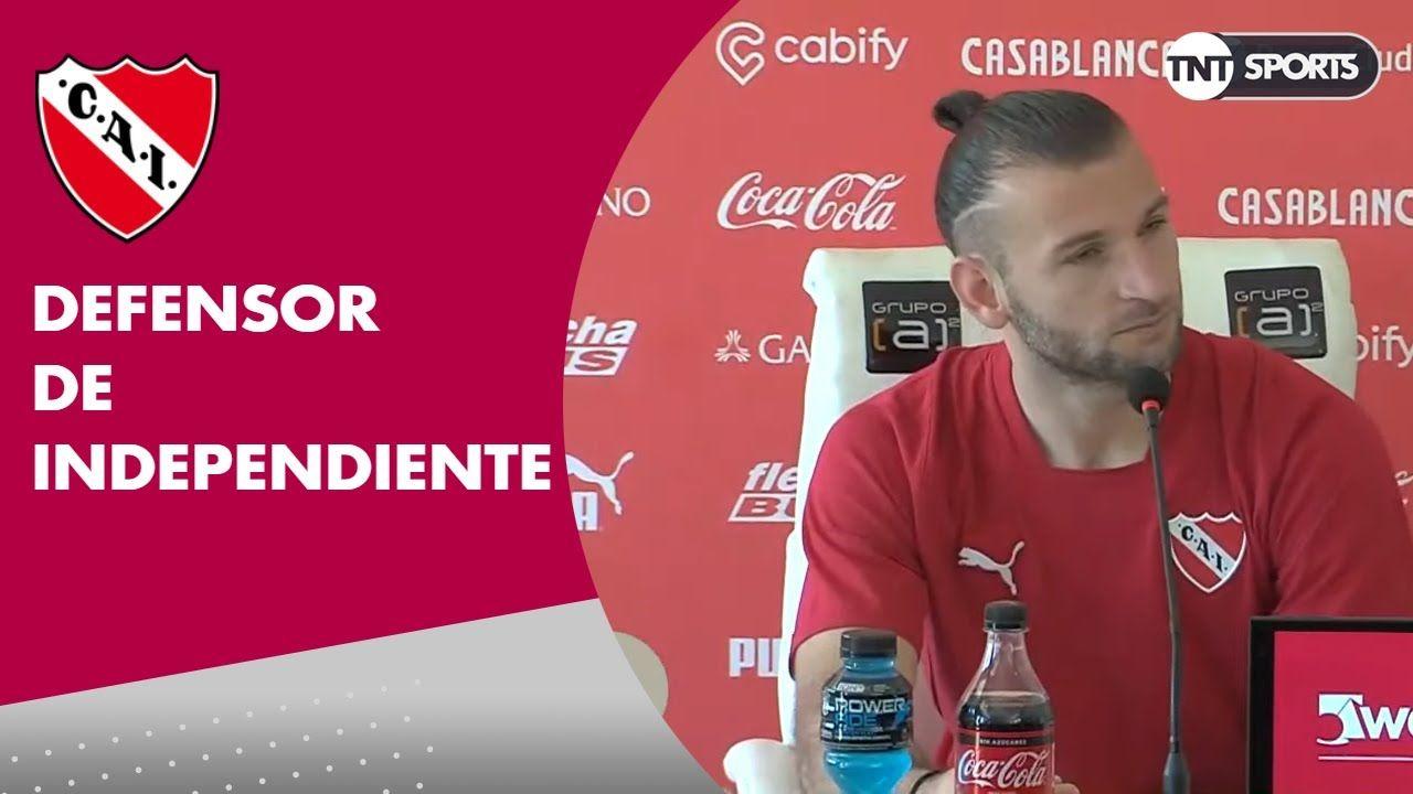 Conferencia de prensa de Gastón Silva