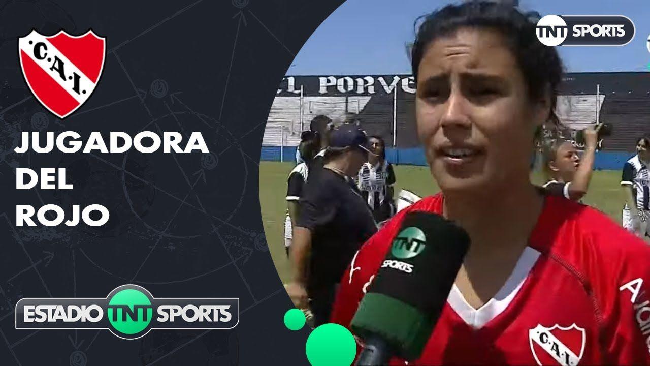 """Camila BARRIOS: """"Necesitábamos los tres puntos y por suerte los conseguimos"""""""