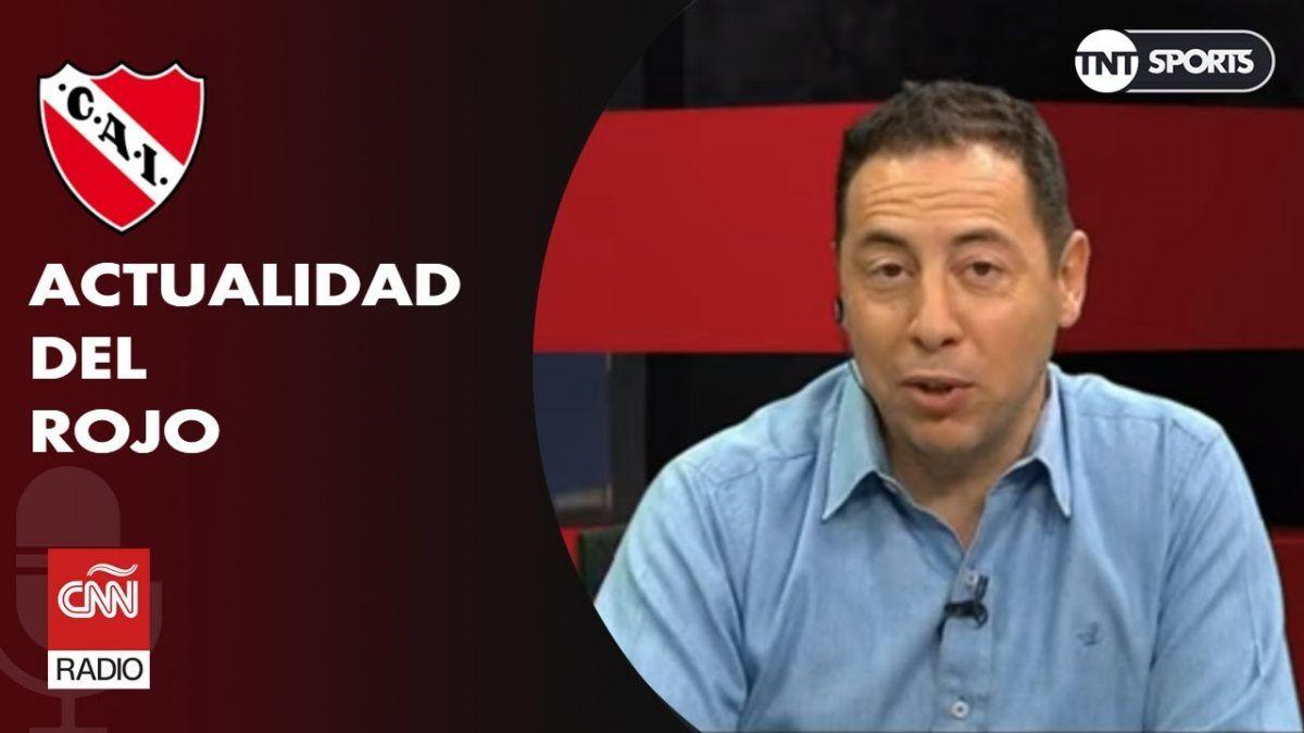 PUSINERI podría ser el nuevo DT de Independiente