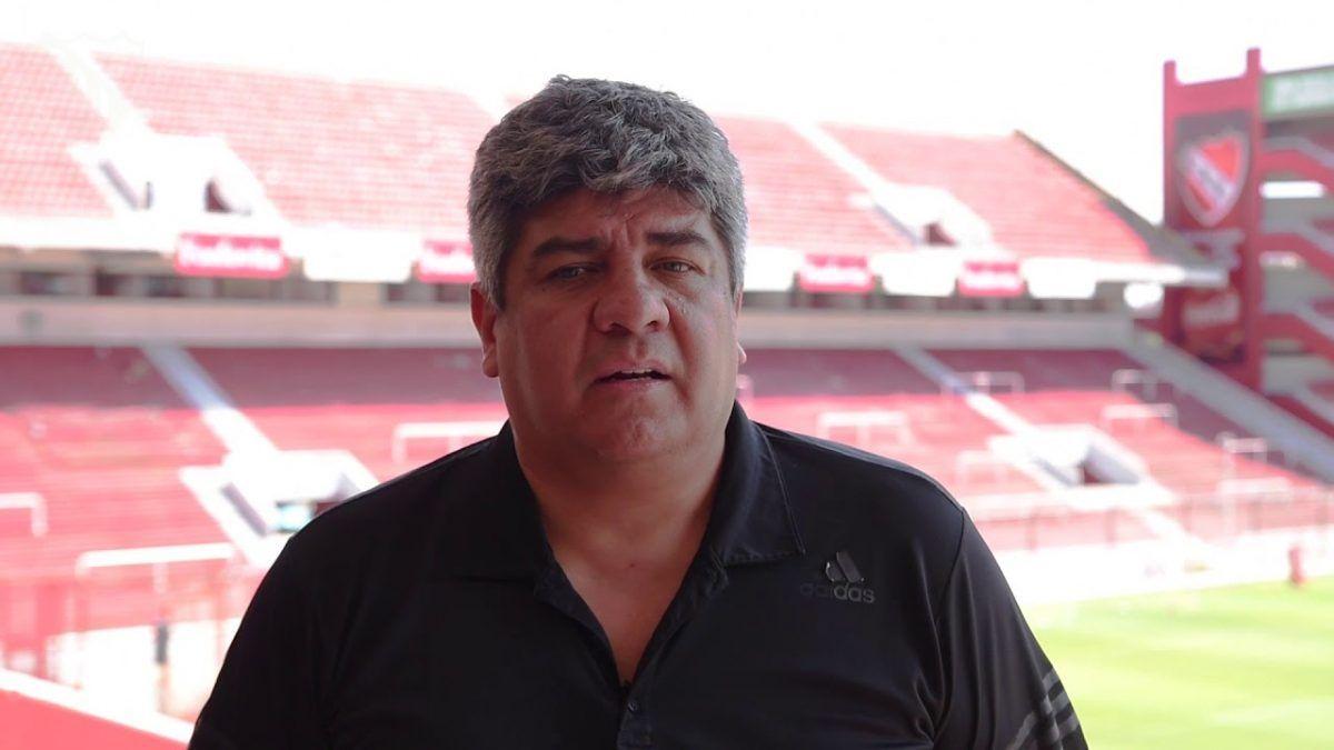 Pablo Moyano: el presente deportivo, las obras y el verano en el LDA