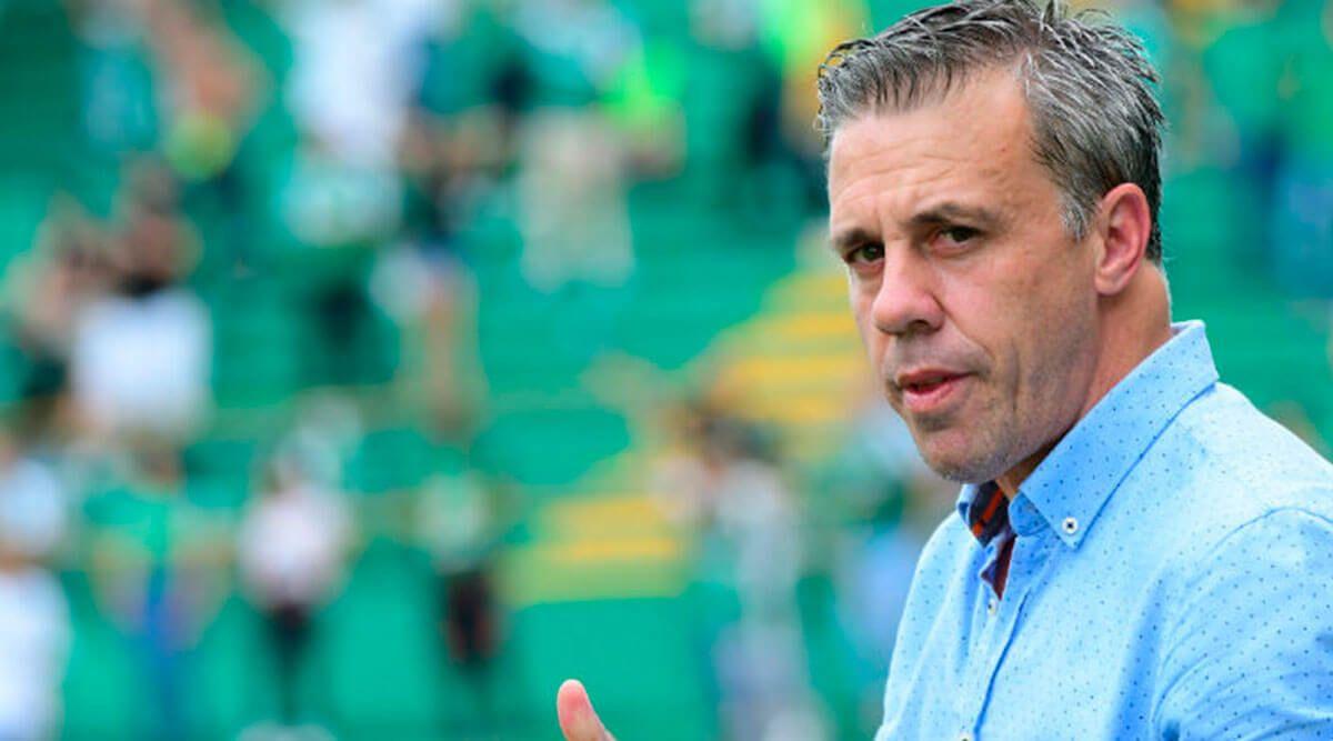 Lucas Pusineri: «Sería una alegría dirigir a Agüero cuando vuelva»
