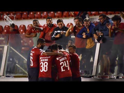 Independiente 1 – 1 Arsenal   DESDE ADENTRO