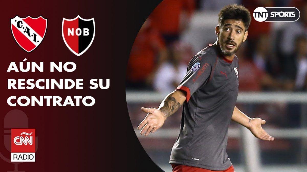 Controvertida salida de Pablo Pérez de Independiente