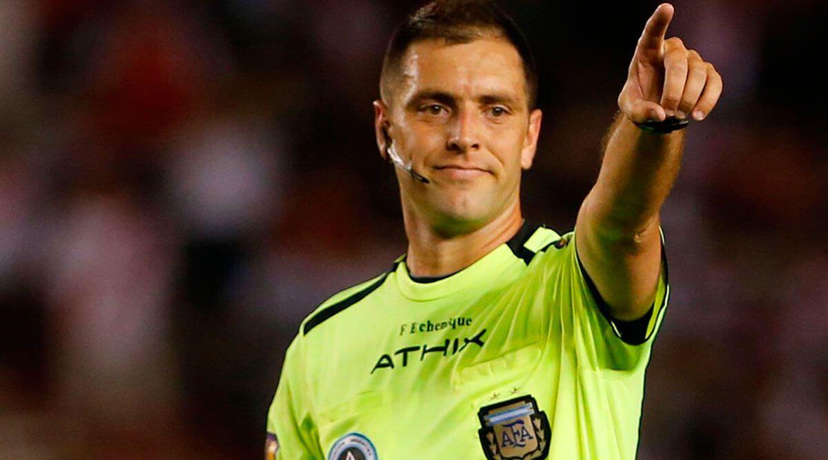 Superliga Argentina designó árbitro para el encuentro ante Gimnasia y Esgrima La Plata