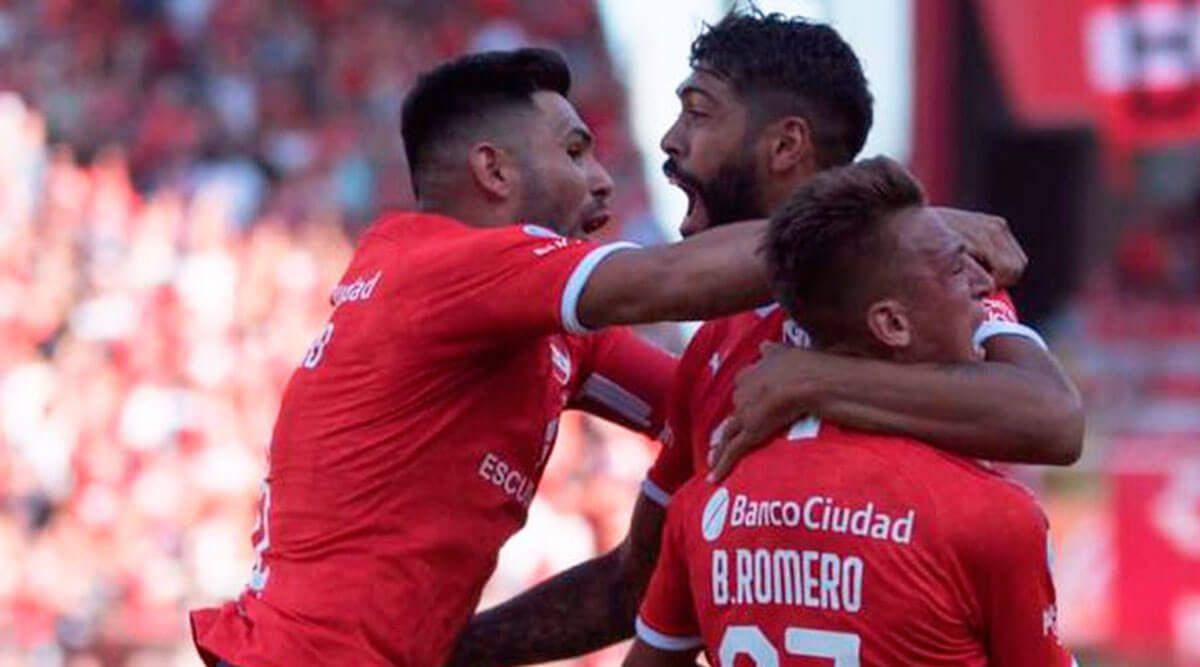 Independiente – Gimnansia por la Superliga Argentina: árbitro, formaciones y TV en Vivo