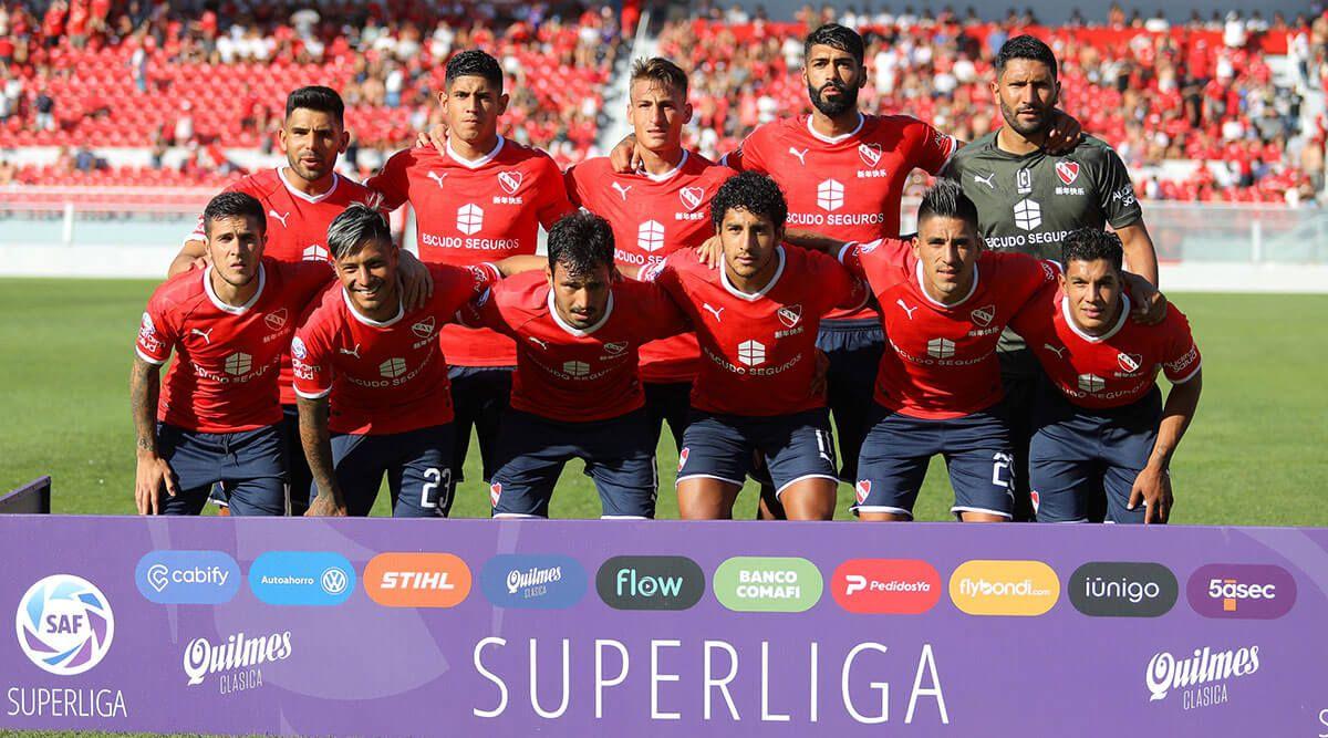 Independiente – Arsenal de Sarandí por la Superliga Argentina: árbitro, formaciones y TV en Vivo
