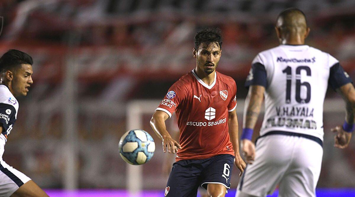 Superliga: Independiente cayó ante Gimnasia y Esgrima La Plata en el estadio Libertadores de América