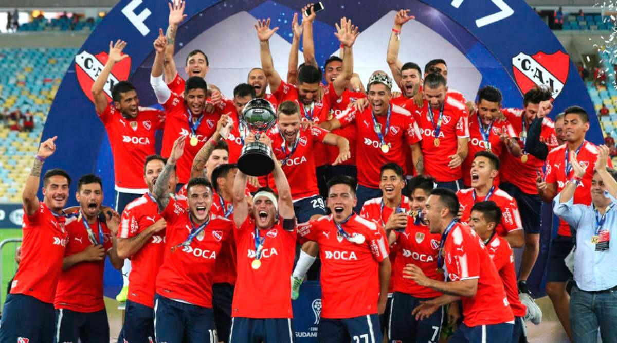 Conmebol Sudamericana 2020: Los once de Lucas Pusineri ante La Fortaleza Esporte Clube