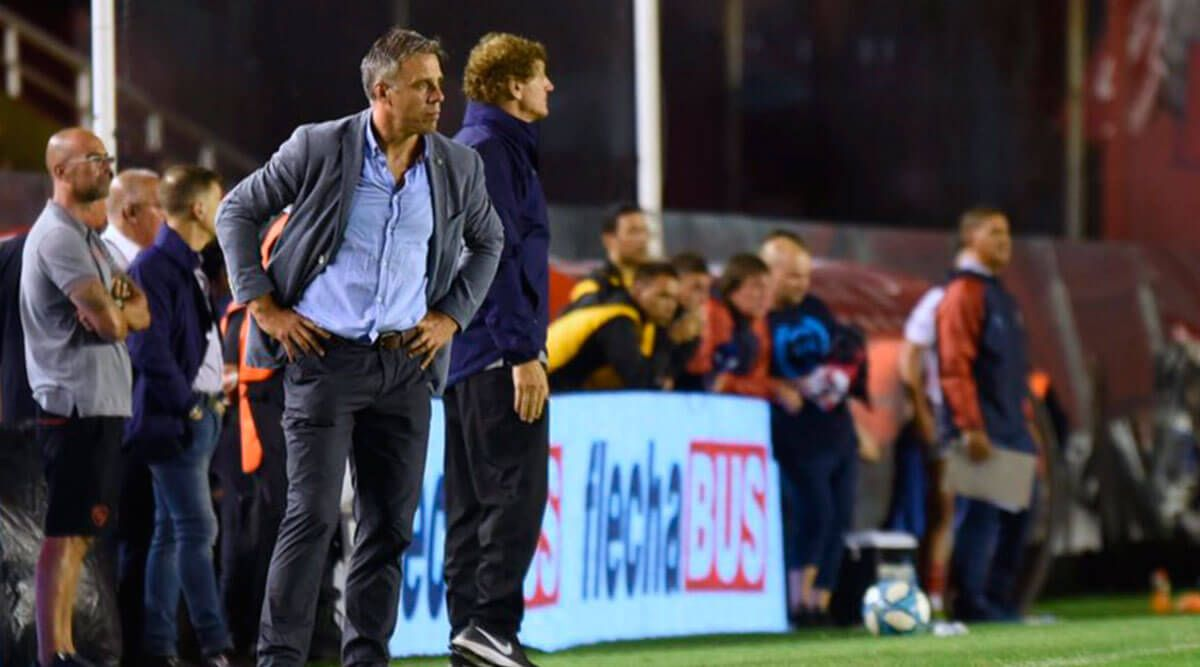 Los concentrados por Lucas Pusineri para recibir a Gimnasia LP por la Superliga Argentina