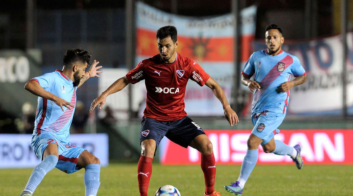 Superliga: Los once de Lucas Pusineri para recibir a Arsenal de Sarandí