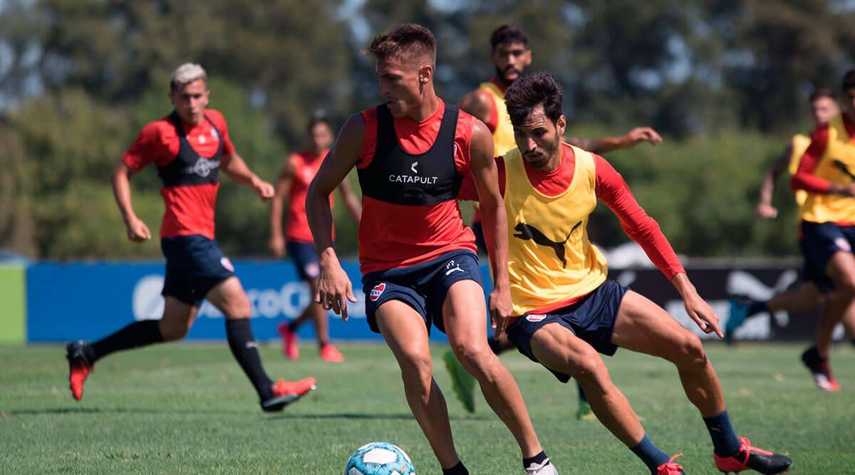 Superliga: Los once de Lucas Pusineri para visitar a Racing Club