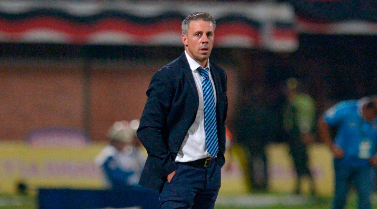 Lucas Pusineri: «No me arrepiento de haber aceptado el desafío de agarrar Independiente»