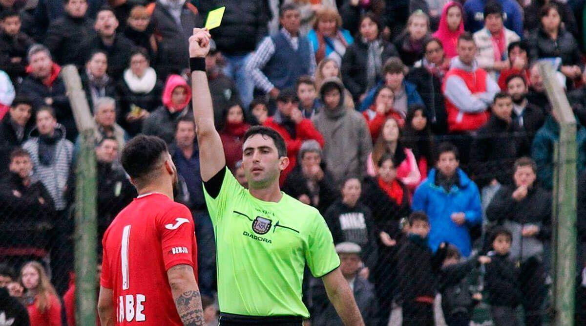 Superliga: árbitro designado para el encuentro ante Arsenal de Sarandí