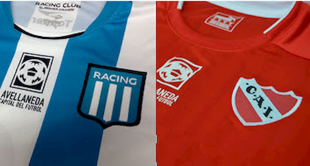 racing y independiente historial