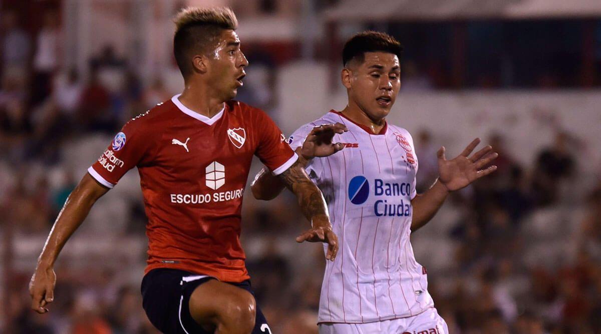 Superliga: Independiente cayó en la fecha 22 ante Huracán en el estadio Tomás Adolfo Ducó