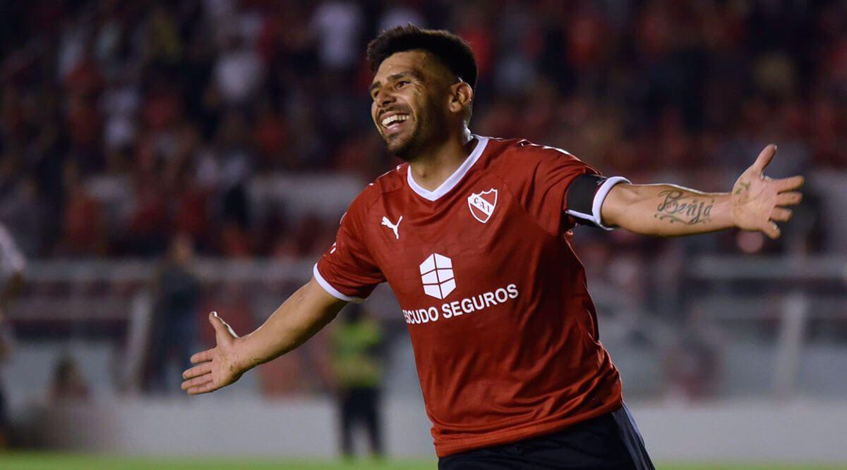 Triunfo en Avellaneda, Independiente goleó a Central Córdoba en la última fecha de la Superliga
