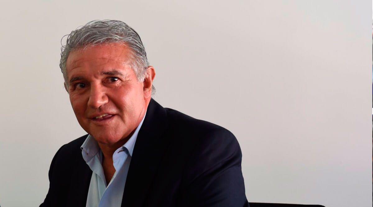 Jorge Burruchaga: «Veía más el volver a ser entrenador que Manager»
