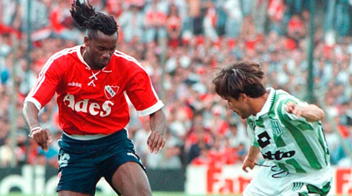 A 26 años de su debut, Independiente no se olvida de Albeiro Usuriaga