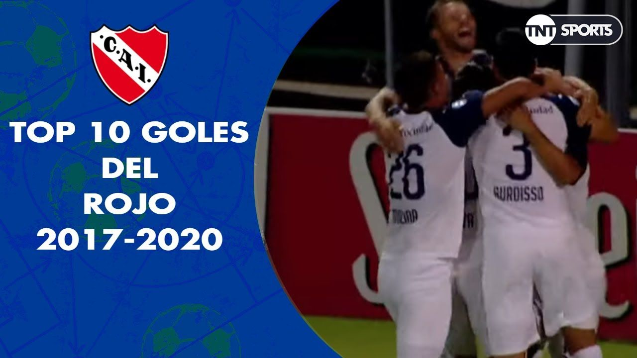 Top 10 goles de INDEPENDIENTE en Superliga (2017-2020)