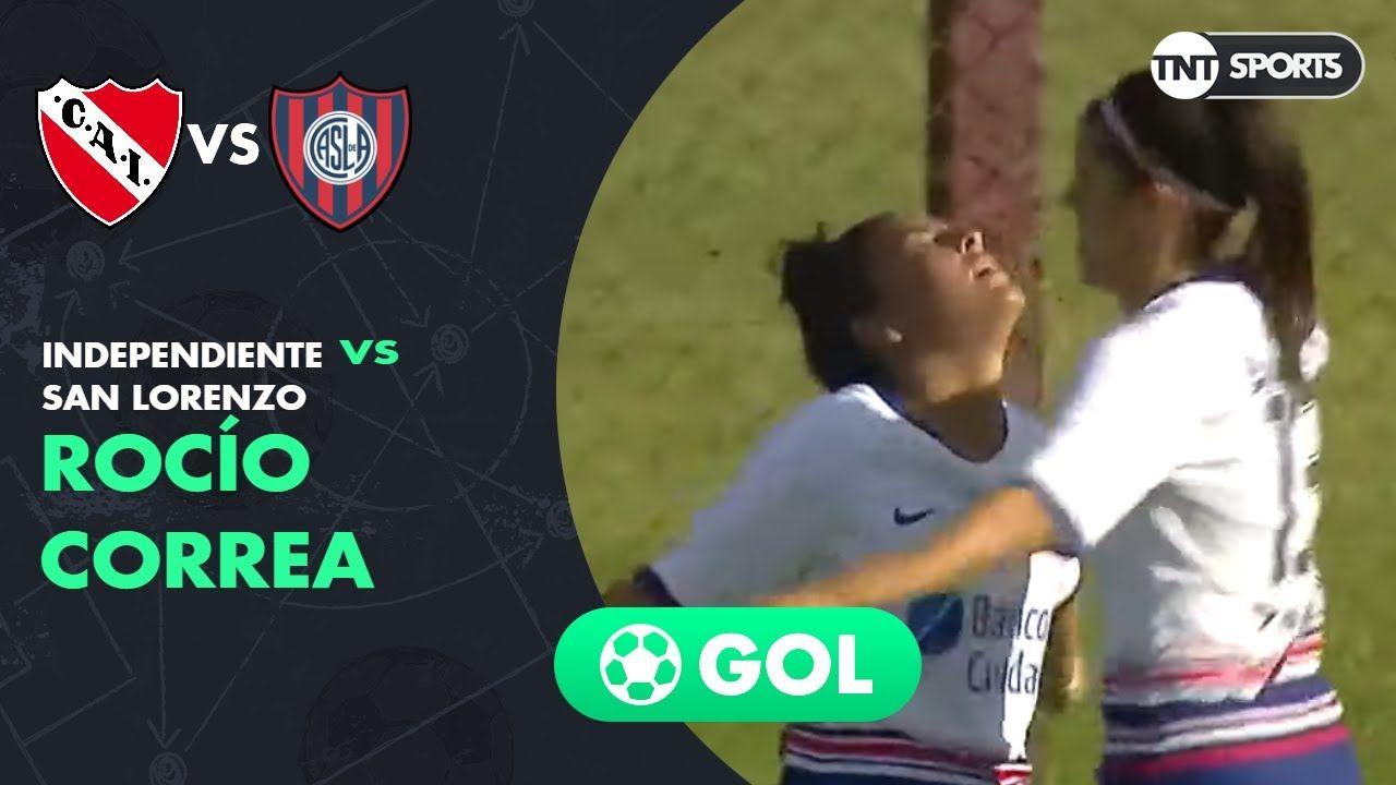 Rocío Correa (0-2) Independiente vs San Lorenzo | Fecha 2 | Grupo C - Torneo Transición 2020
