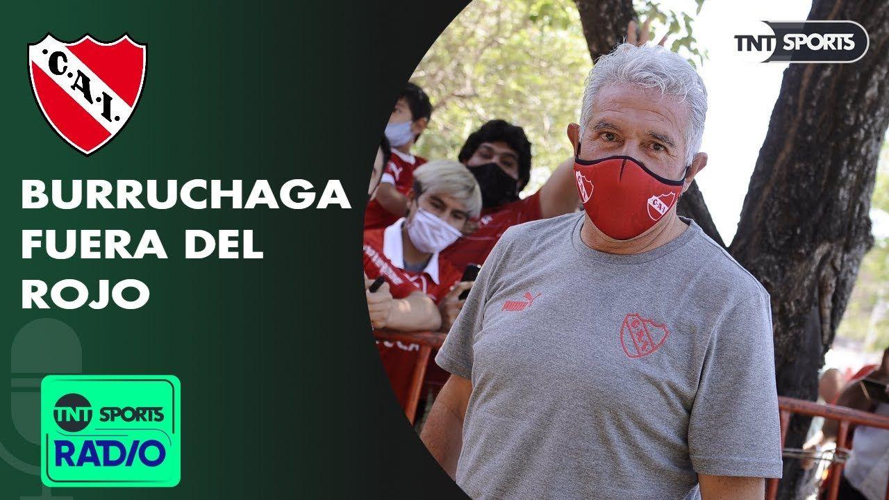 Jorge Burruchaga presentó su renuncia a Independiente